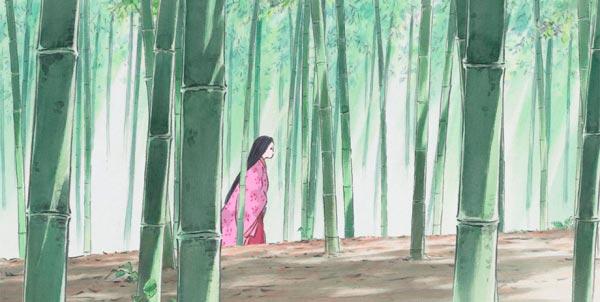 o conto da princesa kaguya Figura do Slideshow #10