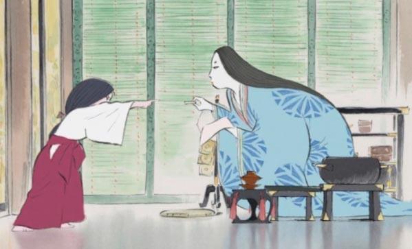 o conto da princesa kaguya 2 Figura do Slideshow #12
