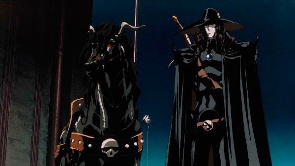 vampire hunter d bloodlust Figura do Slideshow #16